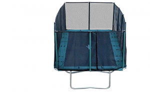 Best outdoor trampolines Happy Trampoline Galactic Xtreme