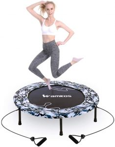 best trampoline for adults upgraded wamkos