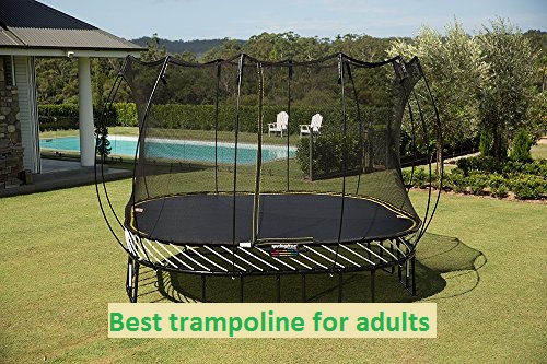 best trampoline for adults 2021