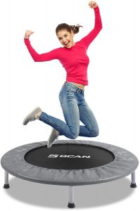 best workout trampolines BCAN mini