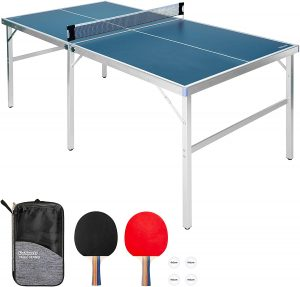 Best table tennis table Gosports mid size