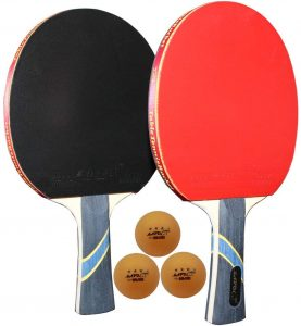 Best ping pong paddle under 100 Mapol 4 star