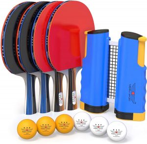 Best ping pong paddle under 100 Nibiru sport