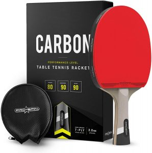 Best ping pong paddle PRO spin ping pong