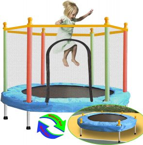 best trampolines for toddlers SZBOB