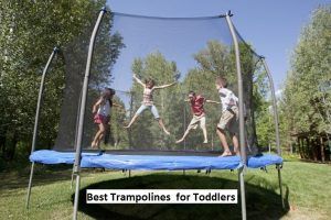 best trampolines for toddlers 2021