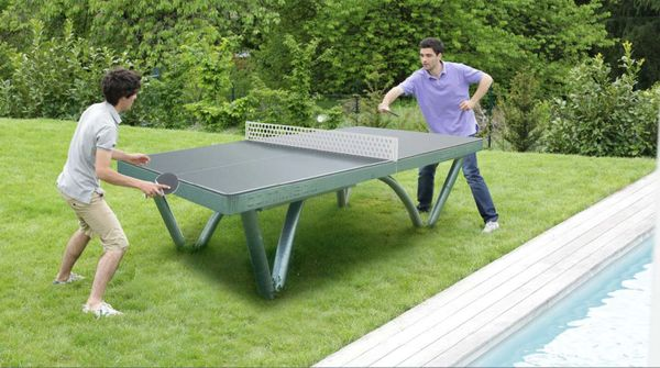 Best Outdoor Table Tennis Table 2021