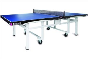 Best Indoor Table Tennis Table butterfly centrefold