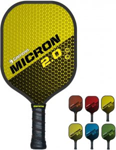 Best Pickleball Paddle For Spin gamma sports 2.0