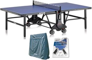 Best Outdoor Table Tennis Table kettler champ
