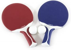 Best Table Tennis Paddle For Spin STIGA flow outdoor