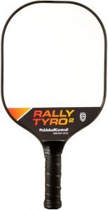 Best Pickleball Paddle Under $50 Central Rally Tyro 2